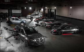 Picture Star Wars, Nissan, cars, Maxima