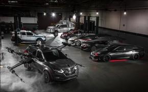 Wallpaper Star Wars, Nissan, cars, Maxima