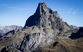 Picture mountains, France, The Pyrenees, MIDI-d CCA