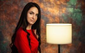 Picture look, photographer Vladimir Vasiliev, Model Anna