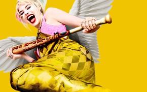 Picture Harley Quinn, Harley Quinn, Birds of Prey, Margot Robbie, Margot Robbie, 2020, superhero film, superhero …