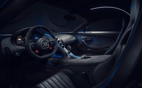Picture Bugatti, salon, hypercar, Chiron, 2020, Pur Sport