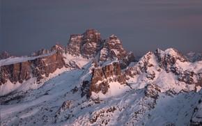 Picture Italy, The Dolomites, Cortina D'ampezzo