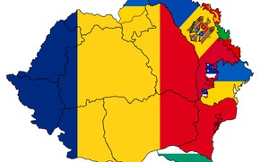 Picture flag, custom, Romania, flag, Ukraine, Moldova, romania, Bulgaria, border, Moldova, Transnistria