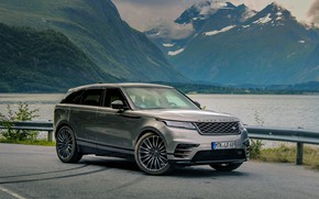Picture Range Rover, 2018, Velar review