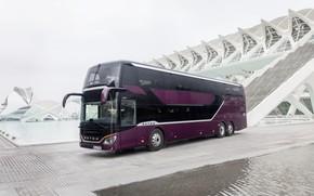 Picture bus, coach, setra, setra 531 DT
