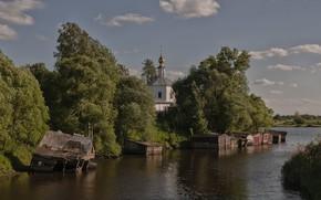 Picture Russia, Volga, Uglich, Lyudmila Izmaylova