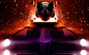 Picture Music, Cover, Monstercat, Contra, Rocket League, Vol. 4, Pixel Terror
