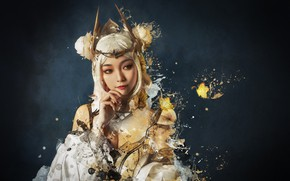 Picture girl, style, photos picture, anime cosplay, Japanese girl
