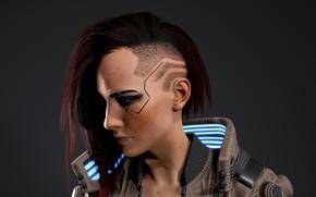 Picture Girl, CD Projekt RED, Cyberpunk 2077