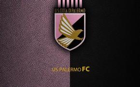 Picture wallpaper, sport, logo, football, Palermo, Italian Seria A