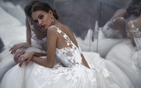 Picture look, style, dress, the bride, fashion