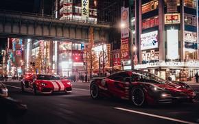 Picture race, Lamborghini, Tokyo, Tokyo, Aventador, McLaren F1, Gran Turismo