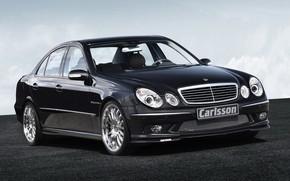 Picture Mercedes-Benz, sedan, Carlsson, W211, E-class, the third generation