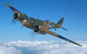 Picture RAF, The Second World War, Bristol Blenheim, Bristol Blenheim Mk.I, Light bomber