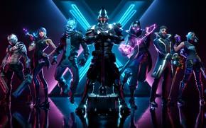 Picture Epic Games, Fortnite, 2019, Season X