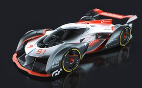 Picture McLaren, gran turismo, Racing car, mclaren-ultimate-vision-gran-turismo