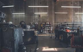 Picture mood, work, minimalism, welding, carbon, tool, metal, repair, STO, shop, production, vanity, create