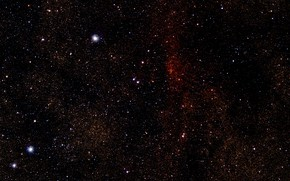 Picture Stars, Milky Way, Wide Field View, Gas Clouds, Dust Clouds, Local Field, Sky at Night