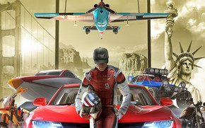 Picture game, Ubisoft, The Crew 2