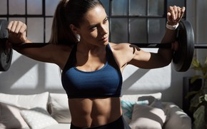 Picture girl, sexy, beautiful, model, pretty, beauty, pose, cute, muscle body