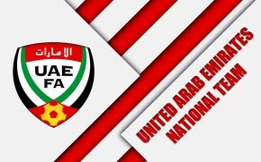 Picture Logo, Soccer, FIFA, UAE, Emblem, AFC, United Arab Emirates National Football Team