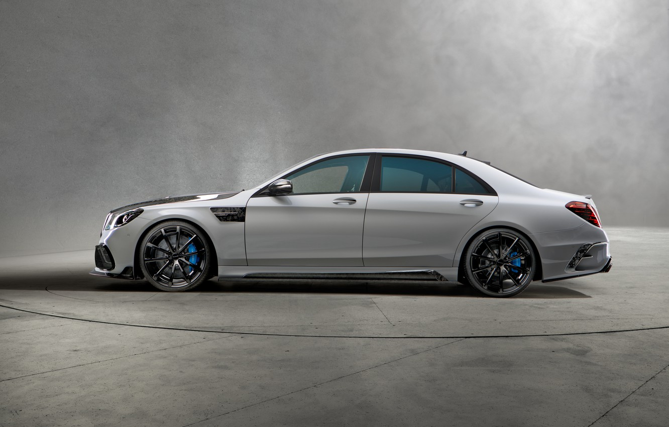 Photo wallpaper Tuning, Mercedes, Mercedes, Carbon, Mansory, Signature Edition