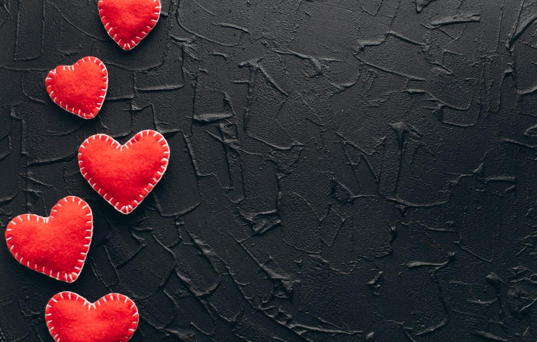 Photo wallpaper love, heart, red, love, romantic, hearts, valentine's day, gift