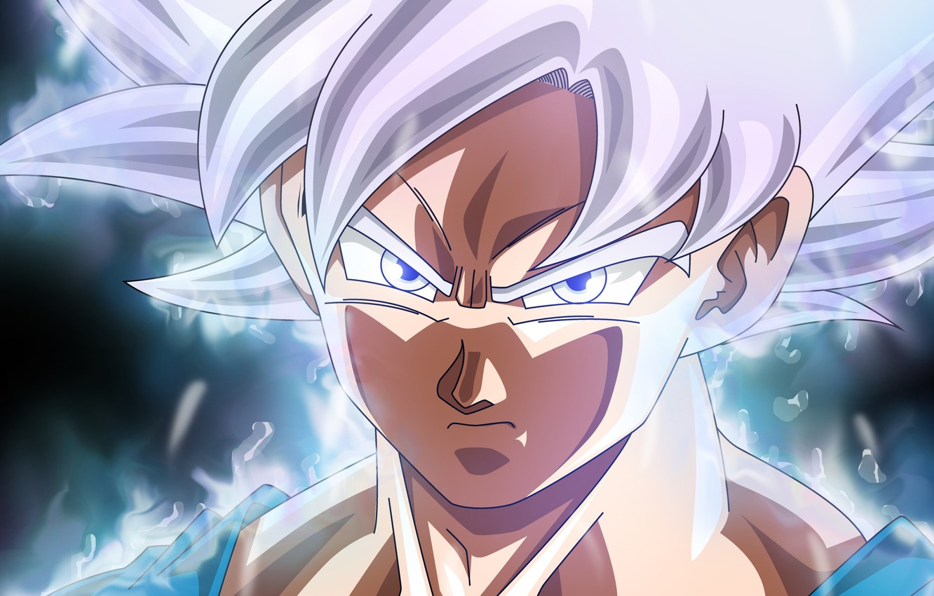Wallpaper Goku Ultra Instinct Ultra Instinct Perfected Dragon
