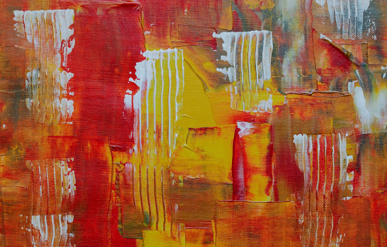 Photo wallpaper paint, texture, canvas, strokes