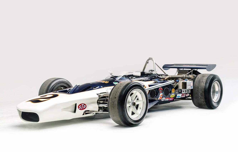 Photo wallpaper 1971, Eagle, Classic car, Sports car, Indianapolis 500, Indianapolis 500-Mile Race, AAR Eagle