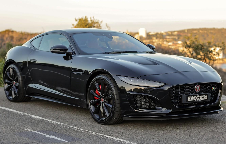 Photo wallpaper Jaguar, Cars, Coupe, Type