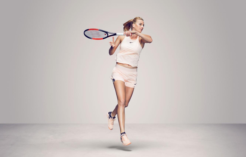 Photo wallpaper Petra, Woman, Sport, The Czech Republic, Tennis, Kvitova, Petra Kvitova