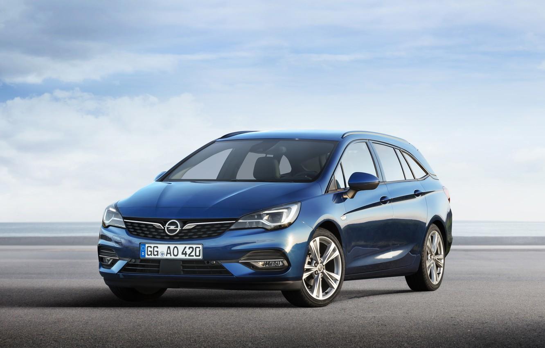 Photo wallpaper Opel, Astra, Worldwide, Sports Tourer, 2019-20