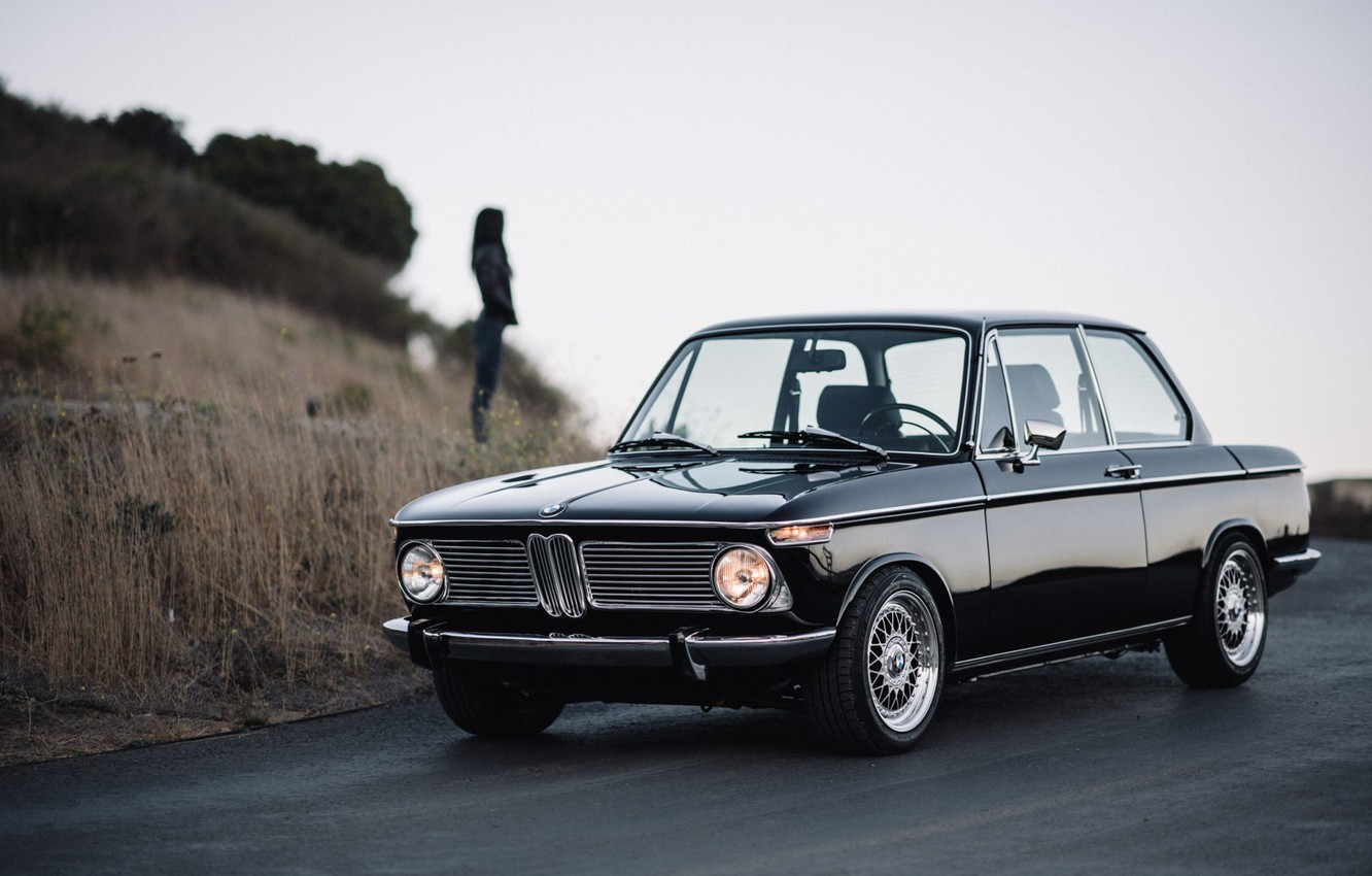 Photo wallpaper BMW, 2002, E10