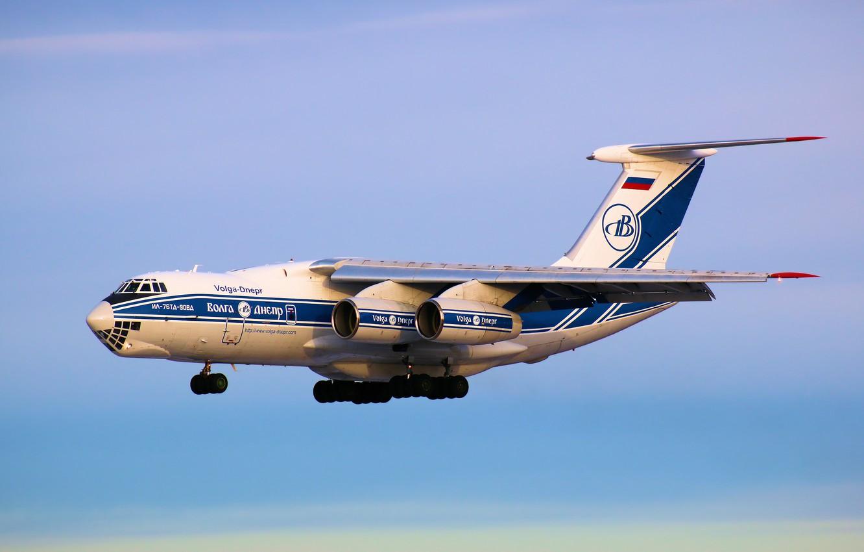 Photo wallpaper aircraft, aviation, 2020, Spotting, Il-76TD-90, RA-76951, Ilushin, Moscow - Domodedovo (DME/UUDD), Il-76TD-90, own photo
