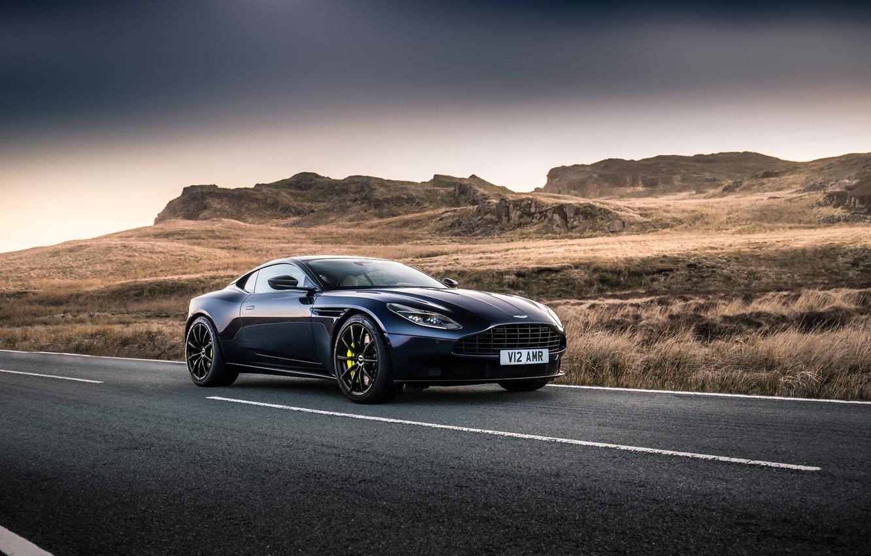 Photo wallpaper Aston Martin, 2018, DB11, AMR