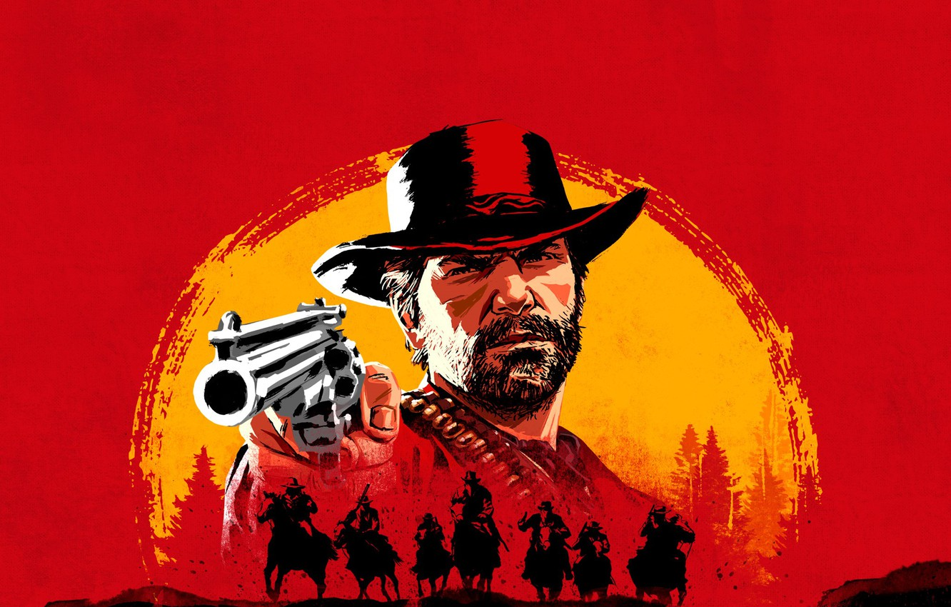 Wallpaper Red Dead Arthur Morgan Red Dead Redemption Ii Images For