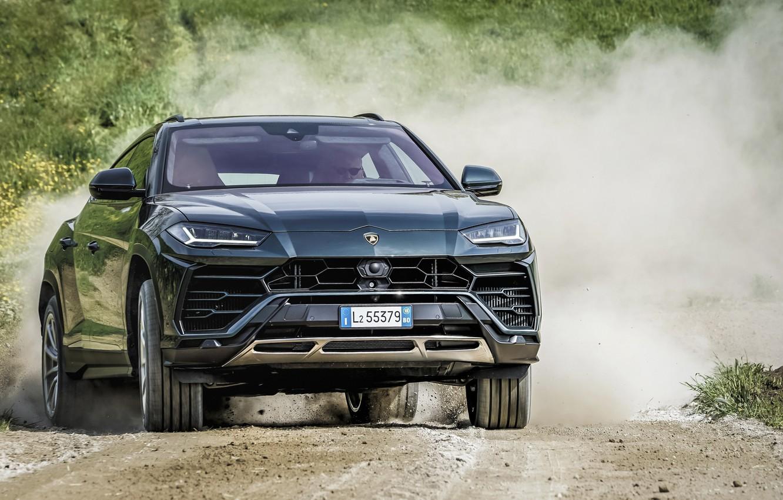 Photo wallpaper Lamborghini, 2018, Urus, Off-Road Package