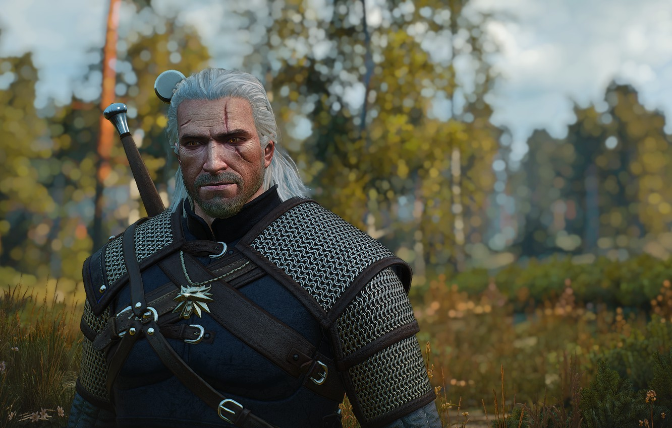 Geralt of Rivia The Witcher