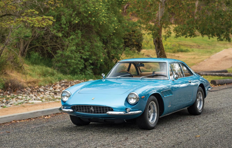 Photo wallpaper auto, retro, Ferrari, 500, Superfast Pininfarina