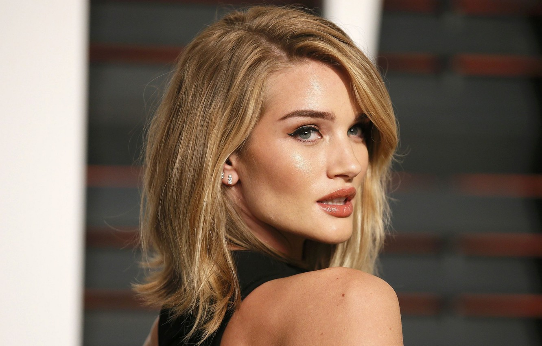 Wallpaper Look Girl Pose Model Makeup Actress Blonde