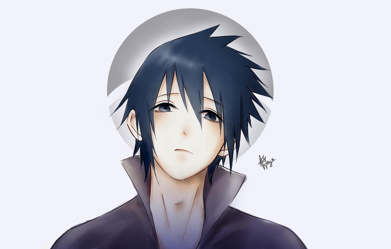 Wallpaper Guy Naruto Naruto Sasuke Uchiha Images For