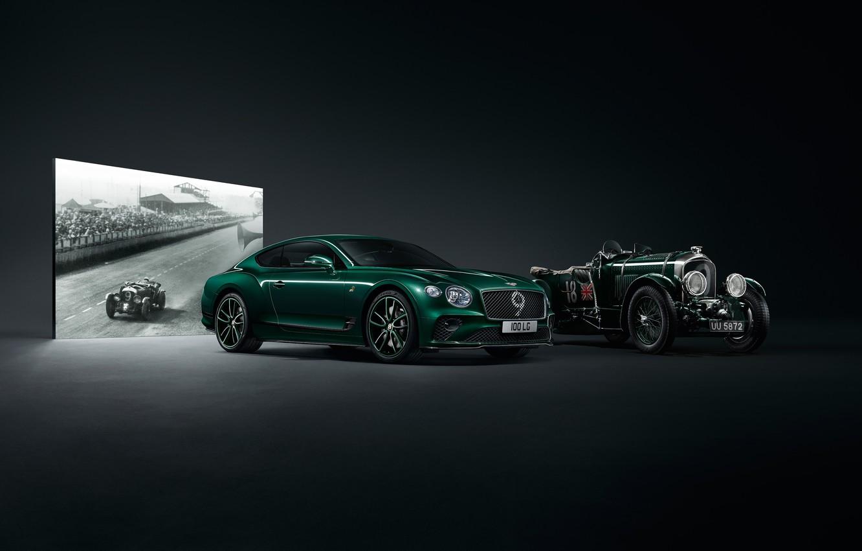 Photo wallpaper machine, Bentley, Continental GT, generation, Blower, Mulliner, Number 9 Edition
