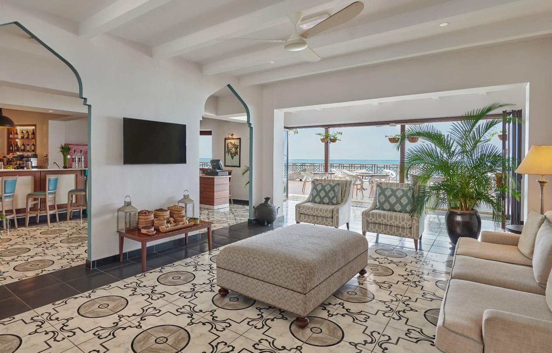 Wallpaper Villa Interior Kitchen Terrace Living Room Beach House Images For Desktop Section Interer Download