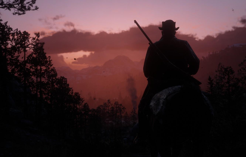 Wallpaper Rockstar Game Rockstar Games Red Dead Redemption 2