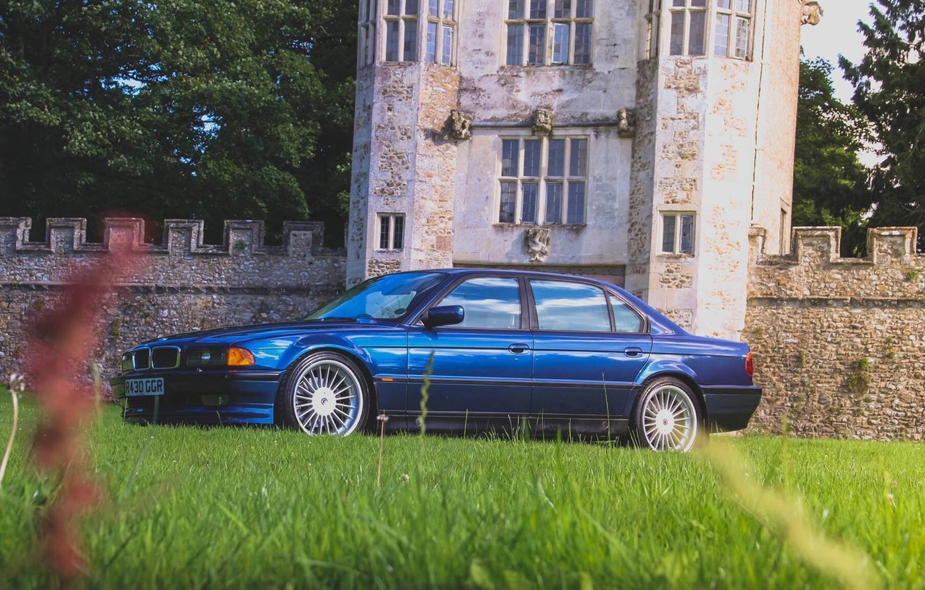 Wallpaper Bmw 7 Series Alpina E38 Images For Desktop Section Bmw Download