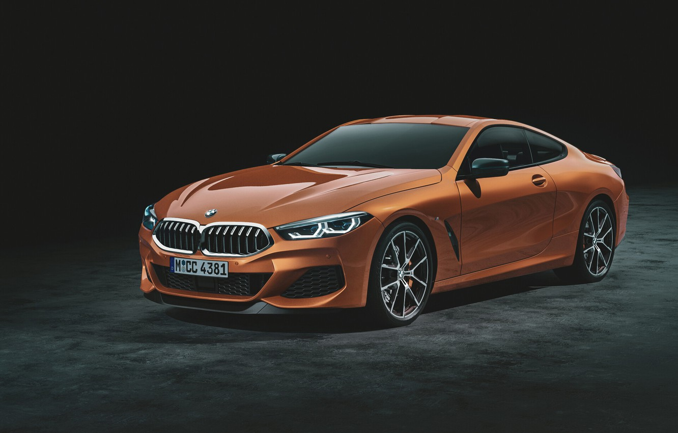 Photo wallpaper Auto, BMW, Machine, BMW M850i, by the light of hope, The Light Of Hope, by ...