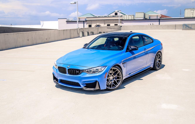 Photo wallpaper BMW, BMW, BMW M4