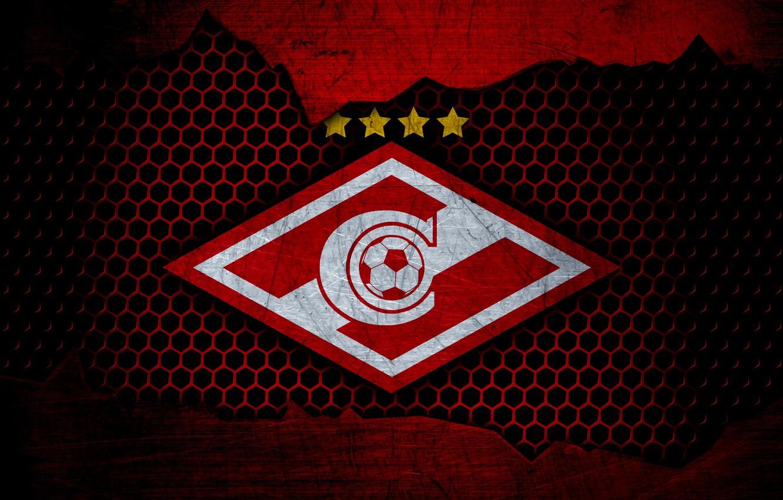 Photo wallpaper wallpaper, sport, logo, football, Spartak Moscow